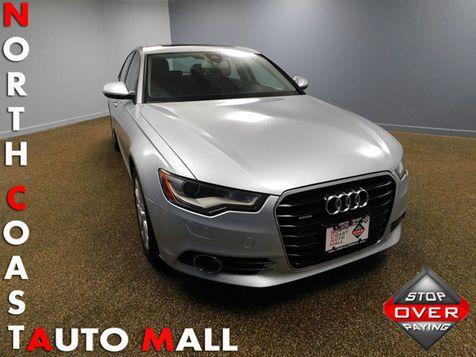 2014 Audi A6 3.0L TDI Premium Plus in Bedford, Ohio