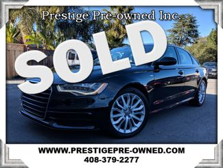 2014 Audi A6 3.0L TDI PRESTIGE ((**AWD//NAVI//BACK UP CAM**))  in Campbell CA