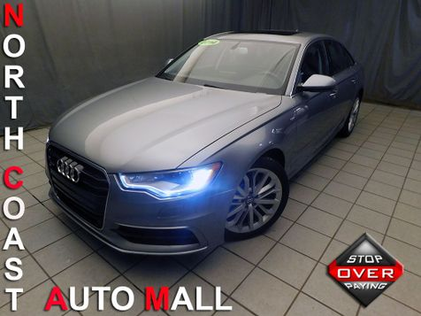 2014 Audi A6 3.0L TDI Prestige in Cleveland, Ohio