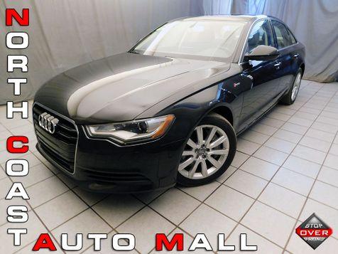 2014 Audi A6 3.0T Premium Plus in Cleveland, Ohio