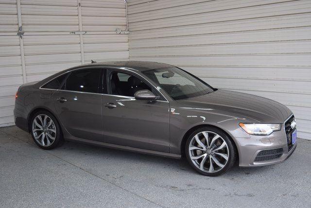 2014 Audi A6 3.0T Premium Plus quattro