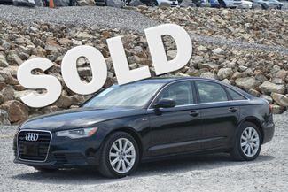 2014 Audi A6 3.0T Premium Plus Naugatuck, Connecticut
