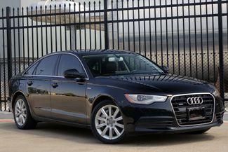 2014 Audi A6 3.0T Premium Plus   Plano, TX   Carrick's Autos in Plano TX