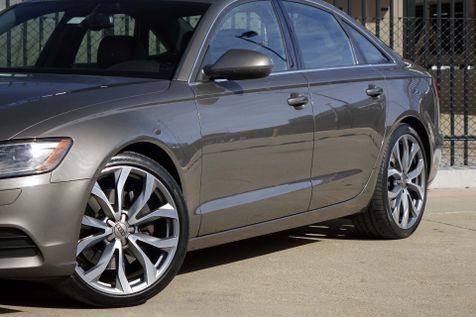 2014 Audi A6 2.0T Premium Plus* BU Cam* Nav** Sunroof* EZ Finan | Plano, TX | Carrick's Autos in Plano, TX