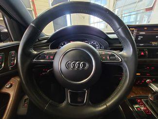 2014 Audi A6 Quattro, PREMIUM PLUS,  BEAUTIFUL SADDLE INT. Saint Louis Park, MN 4