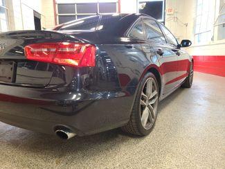 2014 Audi A6 Quattro, PREMIUM PLUS,  BEAUTIFUL SADDLE INT. Saint Louis Park, MN 33