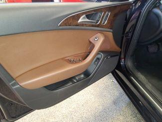 2014 Audi A6 Quattro, PREMIUM PLUS,  BEAUTIFUL SADDLE INT. Saint Louis Park, MN 12
