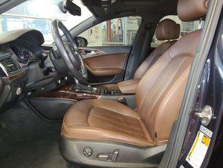 2014 Audi A6 Quattro, PREMIUM PLUS,  BEAUTIFUL SADDLE INT. Saint Louis Park, MN 3