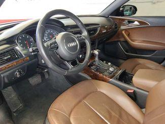 2014 Audi A6 Quattro, PREMIUM PLUS,  BEAUTIFUL SADDLE INT. Saint Louis Park, MN 2