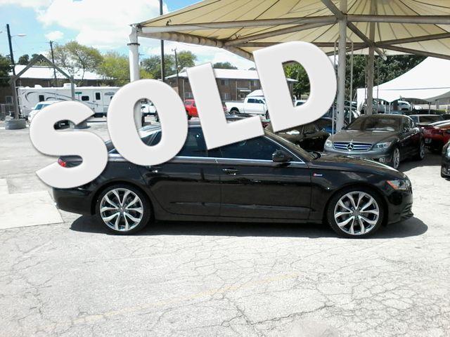 2014 Audi A6 3.0T Premium Plus San Antonio, Texas 0