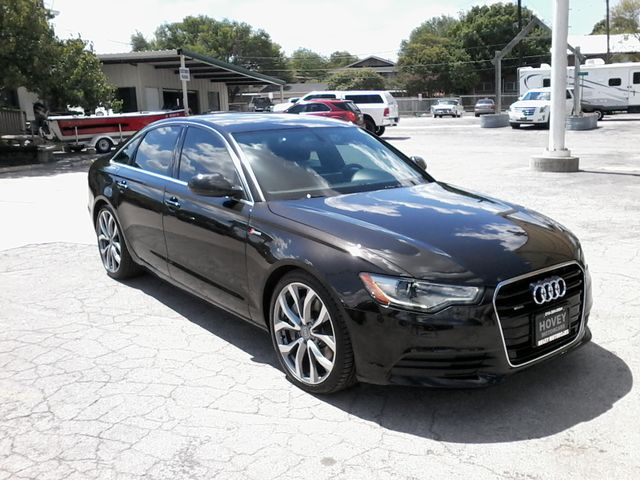 2014 Audi A6 3.0T Premium Plus San Antonio, Texas 1