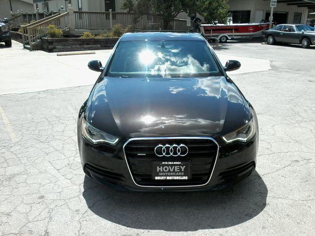 2014 Audi A6 3.0T Premium Plus San Antonio, Texas 2