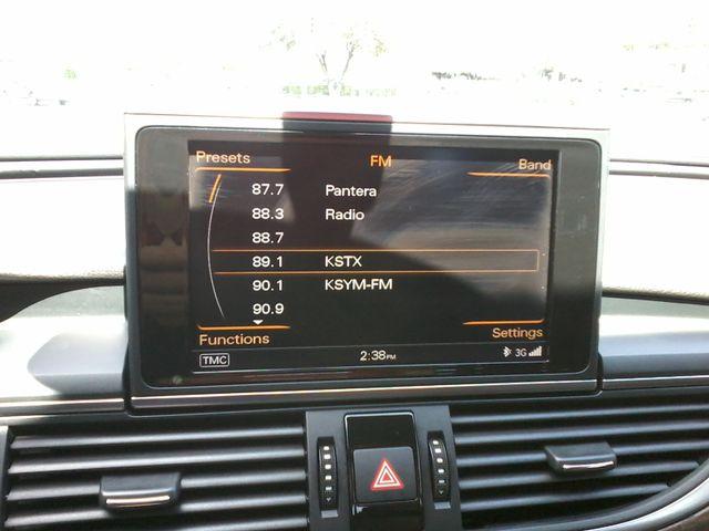 2014 Audi A6 3.0T Premium Plus San Antonio, Texas 22