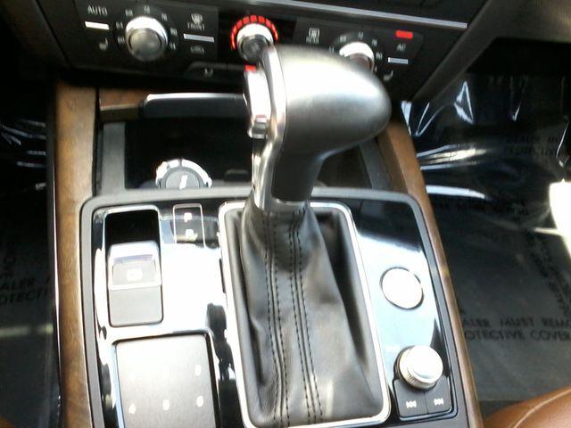 2014 Audi A6 3.0T Premium Plus San Antonio, Texas 28
