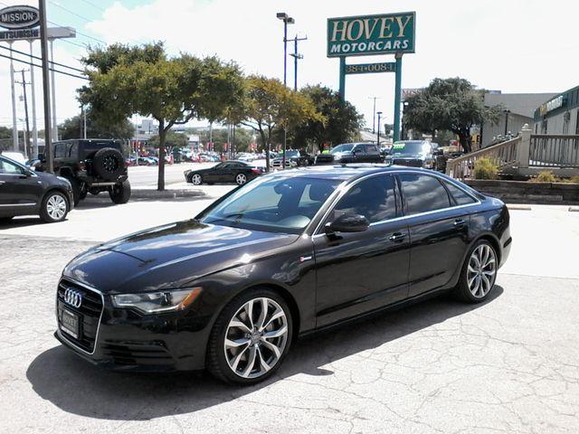 2014 Audi A6 3.0T Premium Plus San Antonio, Texas 4