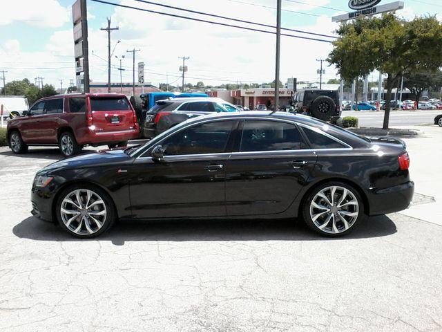 2014 Audi A6 3.0T Premium Plus San Antonio, Texas 5