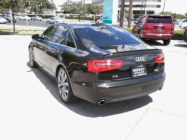 2014 Audi A6 3.0T Premium Plus San Antonio, Texas 6