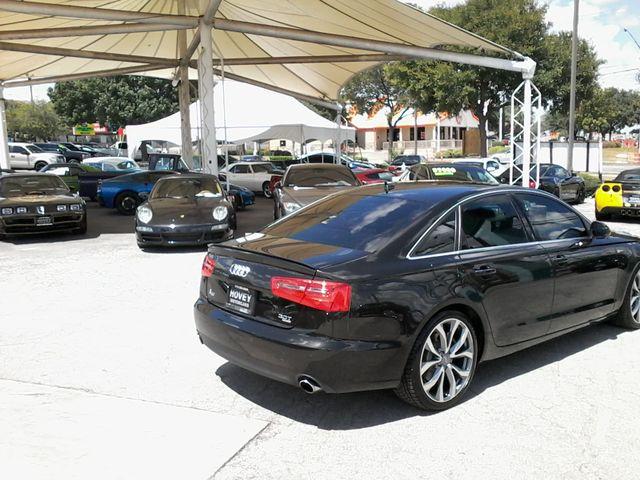 2014 Audi A6 3.0T Premium Plus San Antonio, Texas 8