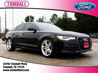 2014 Audi A6 2.0T Premium Plus in Tomball, TX 77375