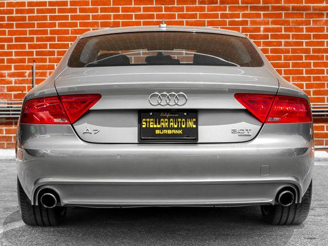 2014 Audi A7 3.0 Premium Plus Burbank, CA 3