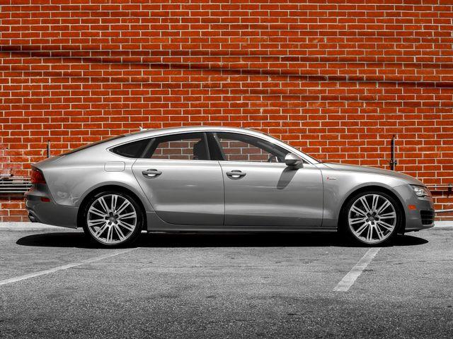 2014 Audi A7 3.0 Premium Plus Burbank, CA 4