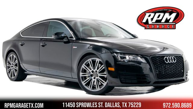 2014 Audi A7 3.0 Premium Plus in Dallas, TX 75229