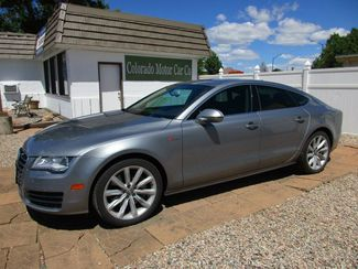2014 Audi A7 3.0 Premium Plus in Fort Collins, CO 80524