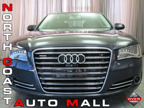 2014 Audi A8 L 3.0T in Akron, OH