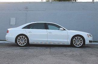 2014 Audi A8 L 3.0T Hollywood, Florida 3