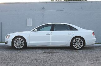 2014 Audi A8 L 3.0T Hollywood, Florida 9