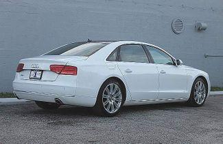 2014 Audi A8 L 3.0T Hollywood, Florida 4