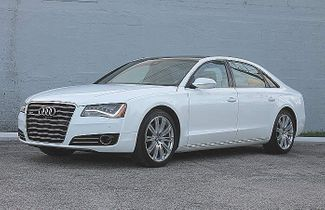 2014 Audi A8 L 3.0T Hollywood, Florida 10