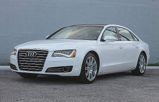 2014 Audi A8 L 3.0T Hollywood, Florida 44