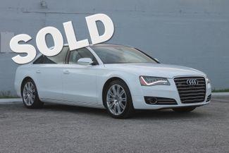 2014 Audi A8 L 3.0T Hollywood, Florida