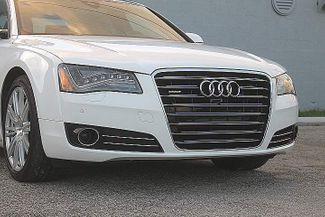 2014 Audi A8 L 3.0T Hollywood, Florida 56