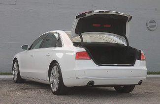 2014 Audi A8 L 3.0T Hollywood, Florida 48