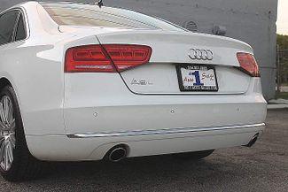 2014 Audi A8 L 3.0T Hollywood, Florida 58
