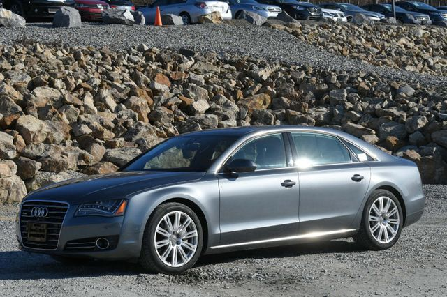2014 Audi A8 L 3.0T Naugatuck, Connecticut
