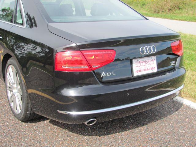 2014 Audi A8 L 3.0L TDI St. Louis, Missouri 4