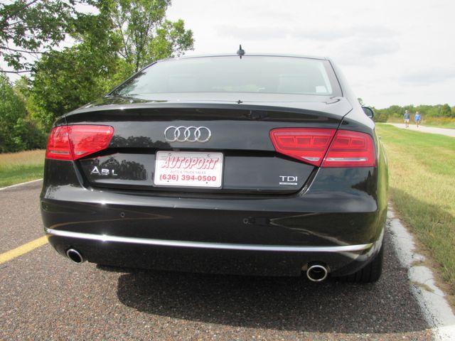 2014 Audi A8 L 3.0L TDI St. Louis, Missouri 5