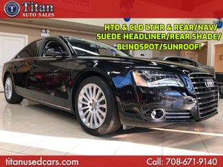 2014 Audi A8 4.0T in Worth, IL 60482