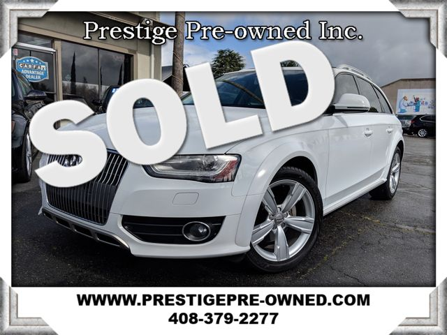 2014 Audi ALLROAD PREMIUM PLUS ((**AWD//LOADED**))  in Campbell CA