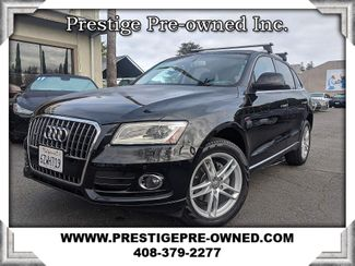 2014 Audi Q5 PREMIUM PLUS (**AWD..NAVI & BACK UP..PANO ROOF**)  in Campbell CA