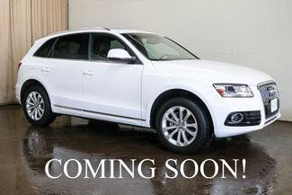 2014 Audi Q5 2.0T Premium Plus Quattro AWD w/Navigation, in Eau Claire, Wisconsin