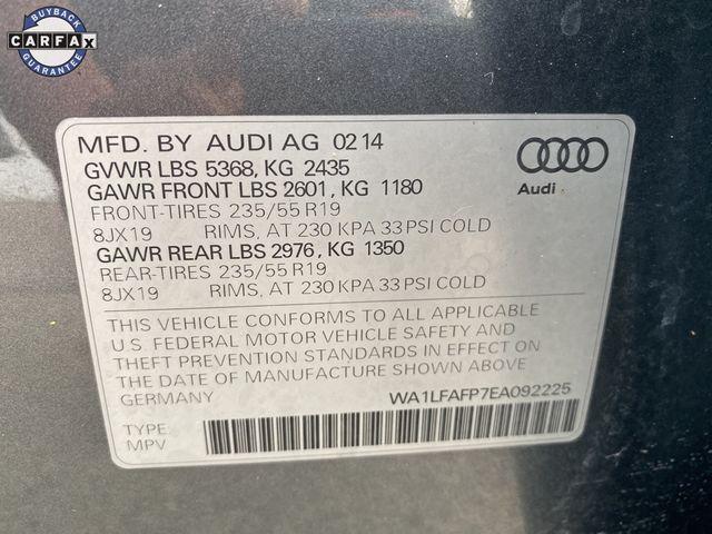 2014 Audi Q5 Premium Plus Madison, NC 47