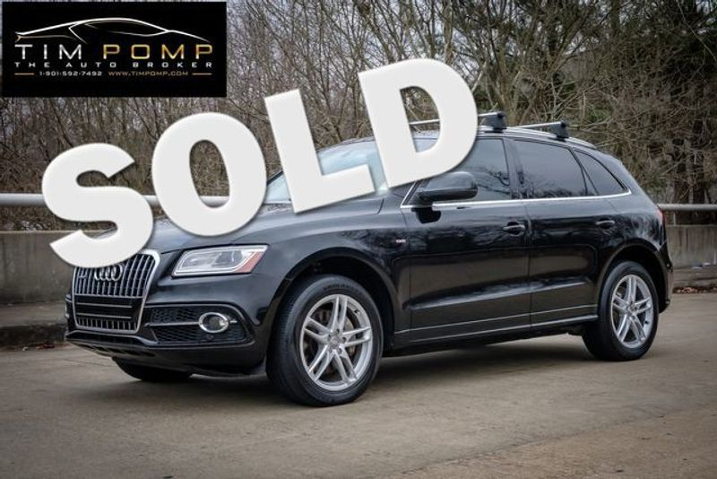 2014 Audi Q5 Premium Plus   Memphis, Tennessee   Tim Pomp - The Auto Broker in Memphis Tennessee