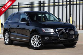2014 Audi Q5 Premium* Pano Roof* AWD* Leather* EZ Finance** | Plano, TX | Carrick's Autos in Plano TX