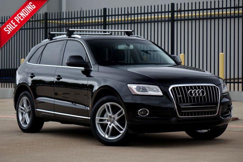 2014 Audi Q5 Premium Plus* Nav* BU Cam*AWD* EZ Finance** | Plano, TX | Carrick's Autos in Plano TX