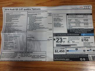2014 Audi Q5 Quattro, PREMIUM PLUS, B/U CAMERA, SMOOTH, WINTER READY! Saint Louis Park, MN 15