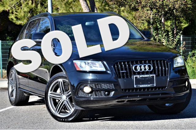 2014 Audi Q5 Prestige Reseda, CA 0